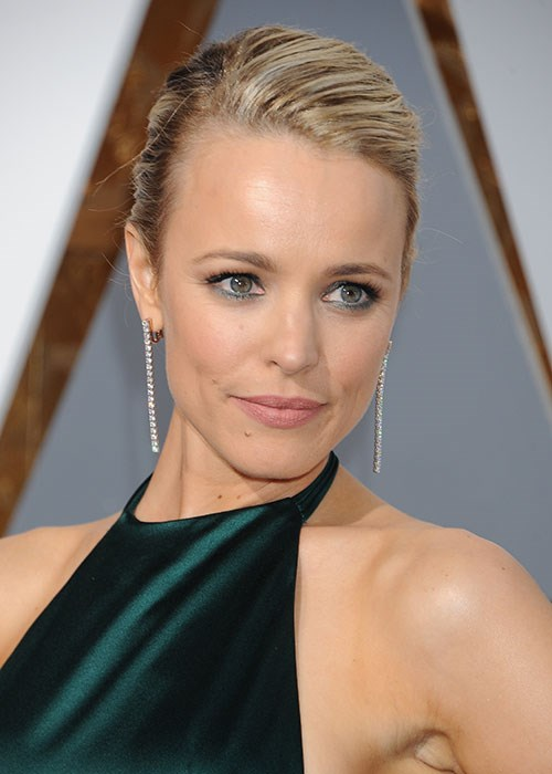 Rachel McAdams eye makeup