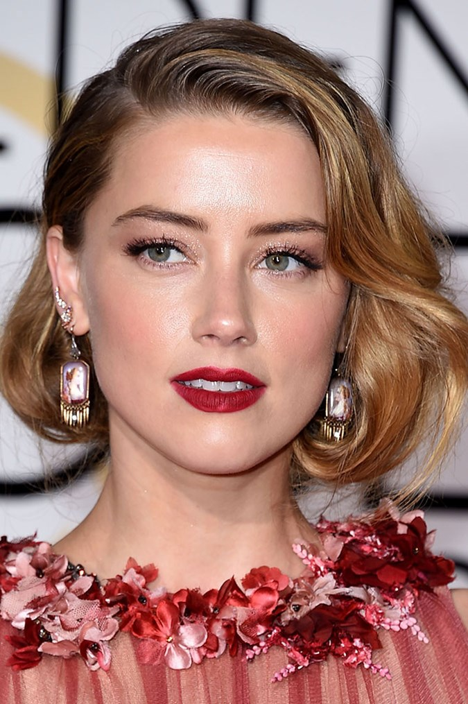 Amber Heard Has The Perfect Face, According To Science ...