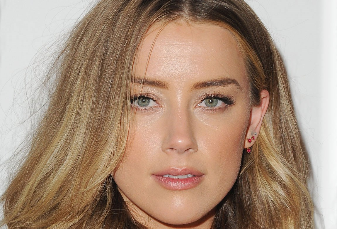 Amber Heard Has The Perfect Face According To Science
