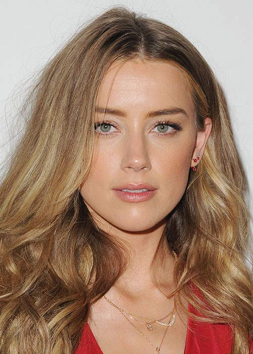 Amber heard has the perfect face according to science beautycrew at least thats what this scientific study says sciox Image collections