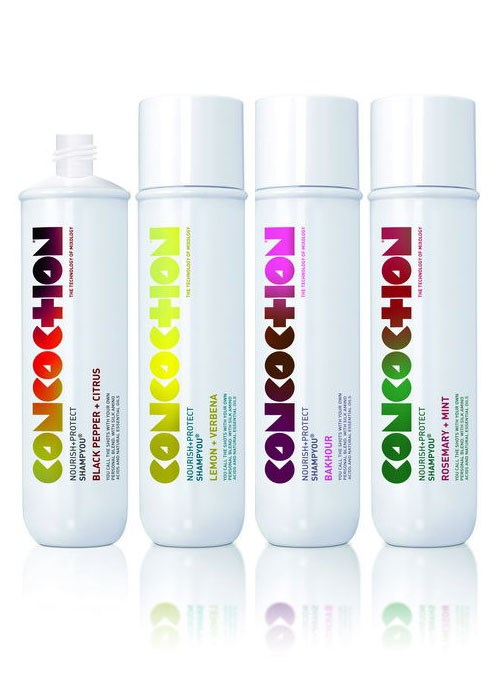 Concoction Customised Haircare