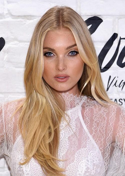 Victoria S Secret Angel Elsa Hosk S Beauty Secrets