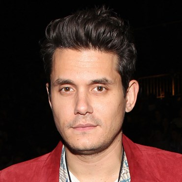 John Mayer Snapchats his expensive skin care regimen