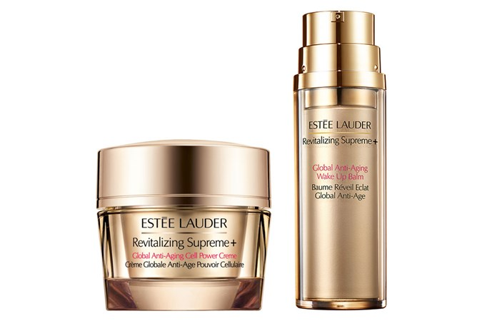 The radiance-boosting Estée Lauder Revitalizing Supreme+ range