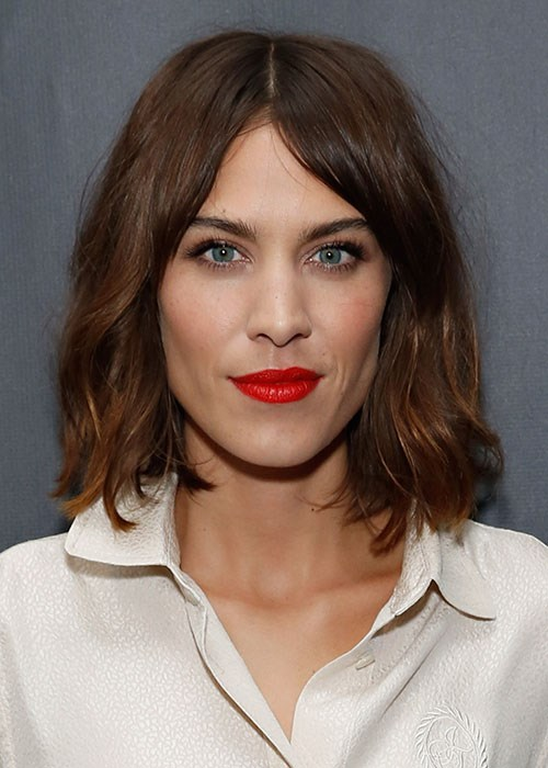 how to grow out a short fringe
