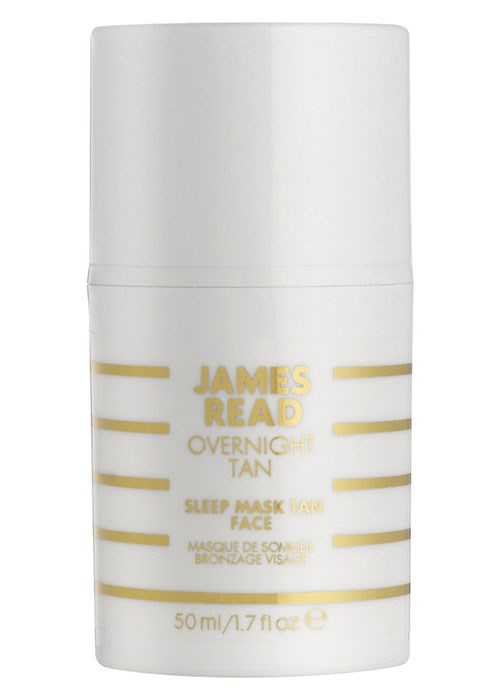 James Read Overnight Tan Sleep Mask Tan Face