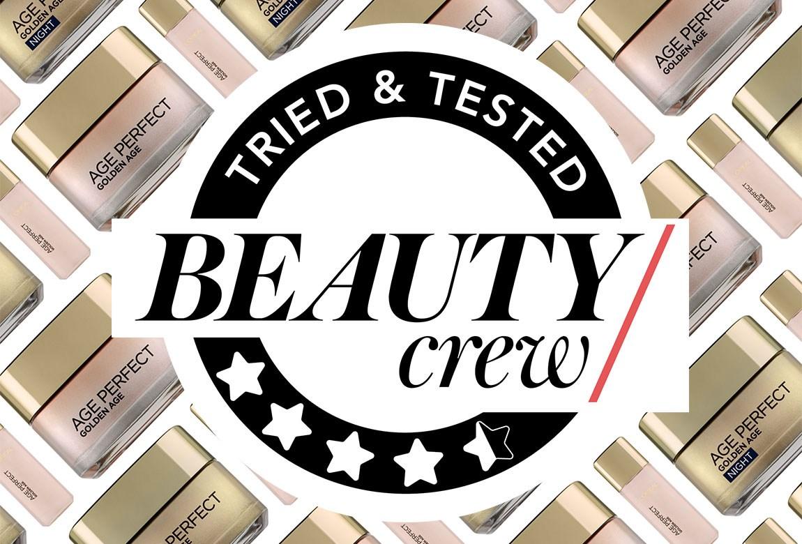Loréal Paris Age Perfect Golden Age Reviews Beautycrew