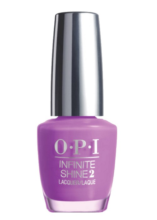 OPI Infinite Shine Lacquer in Grapely Admired