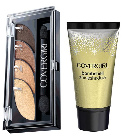 Covergirl eye makeup