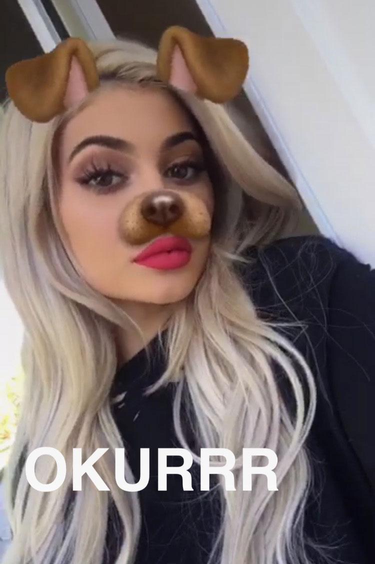 Kylie Jenner Collaborates With Khloe Kardashian