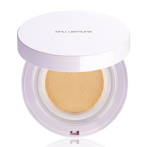shu uemura blanc:chroma brightening uv cushion foundation
