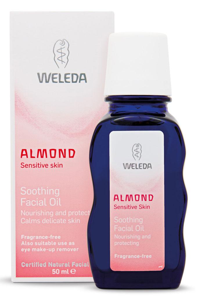 Weleda facial oil