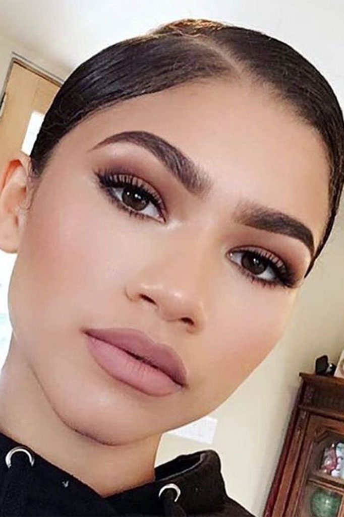 Zendaya eyebrows