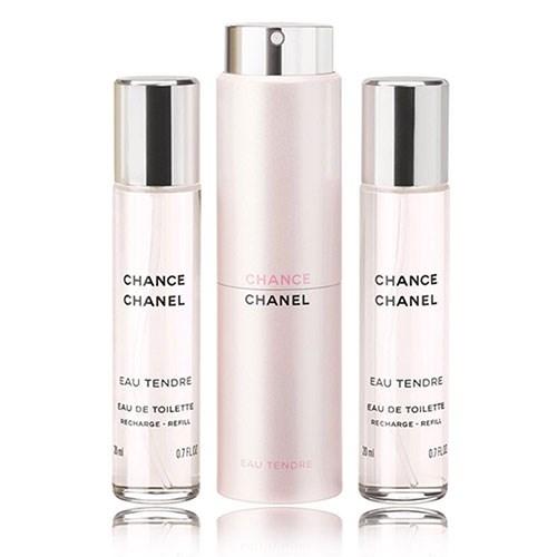 Chanel Chance Eau Tendre Eau De Toilette Twist And Spray Review