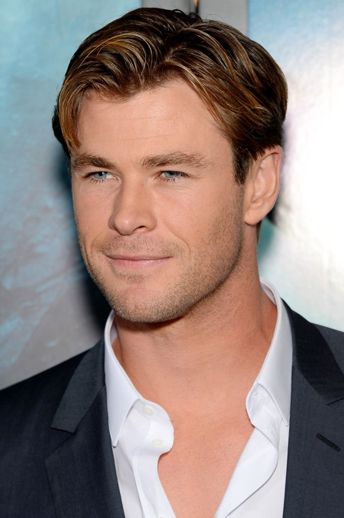 chris hemsworth hair style the top s hairstyles for 2016 crew 6547 | chrishemsworth hair