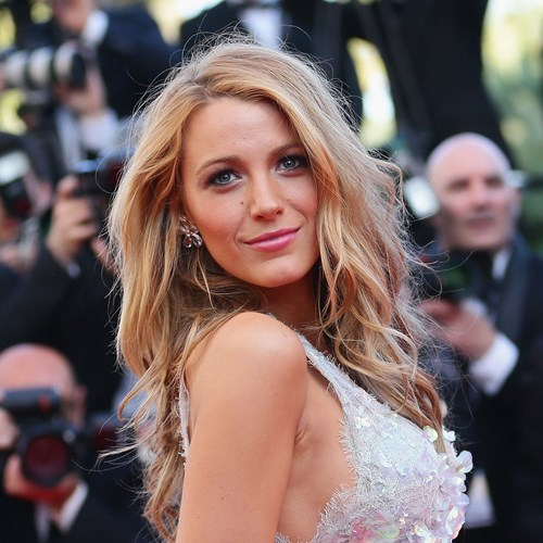 Blake Lively Beach Hair Celebrity Waves For Every