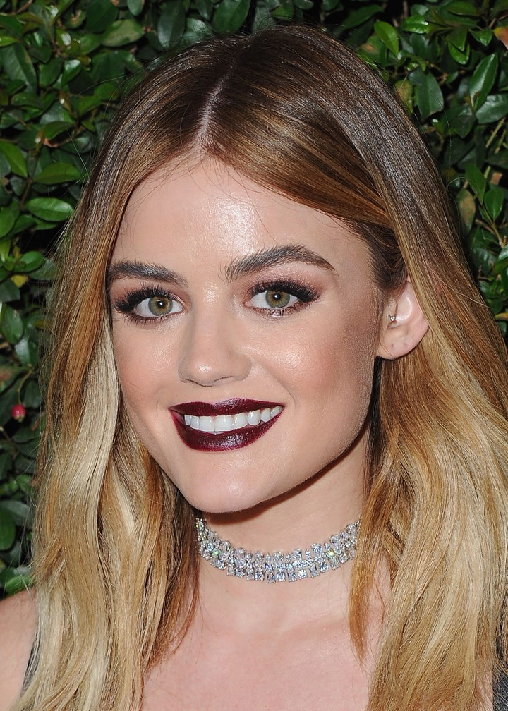 Lucy Hale Debuts Fresh Hair Colour And Cut Beautycrew
