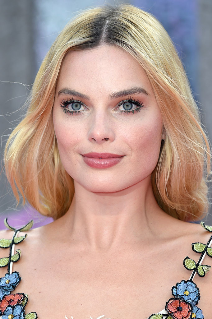 Margot Robbie Hair Color 28 Images The Beautiful