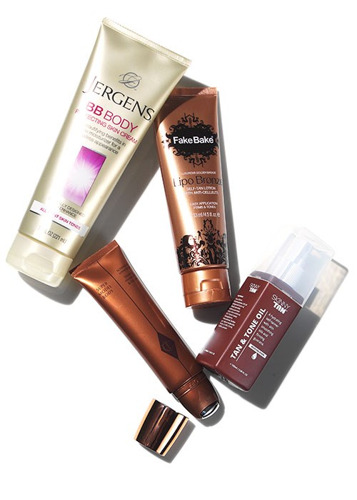 Summer Body Care: Fake Tan