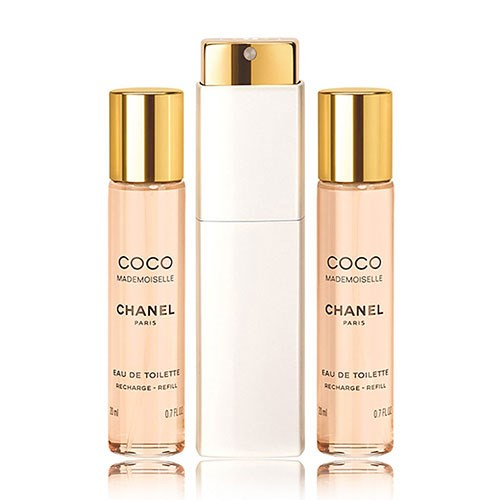 CHANEL Coco Mademoiselle Eau de Parfum Twist and Spray