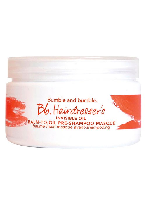 Bumble and bumble Bb Hairdresser's Invisible Oil Balm-to-Oil Pre-Shampoo Masque