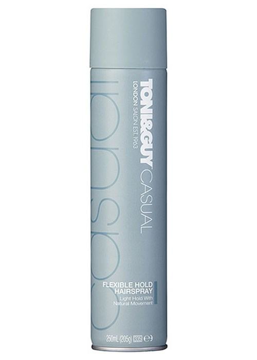 Toni & Guy Flexible Hold Hairspray