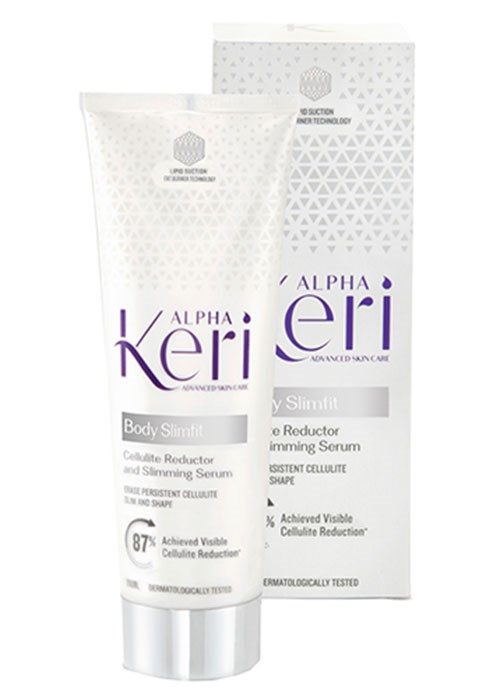Alpha Keri Body Slimfit Cellulite Reductor and Slimming Serum