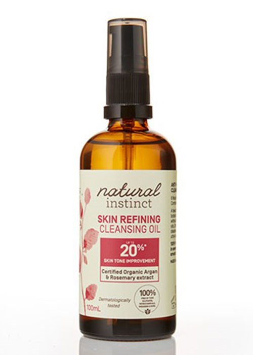 Natural Instinct Skin Refining Cleansing Oil