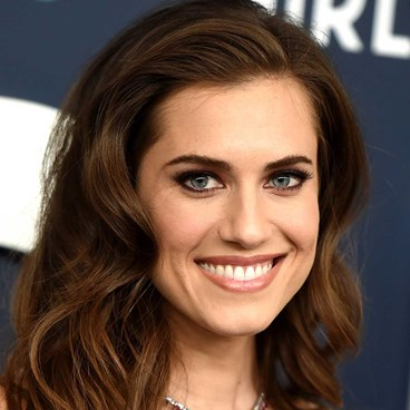 Allison Williams makes a huge hair change