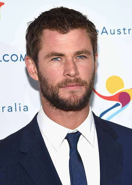 Chris Hemsworth 30s