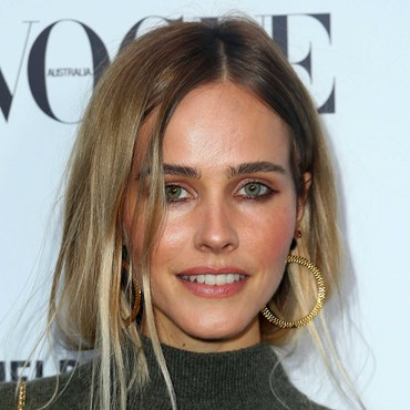 Why Isabel Lucas chose her new beauty gig