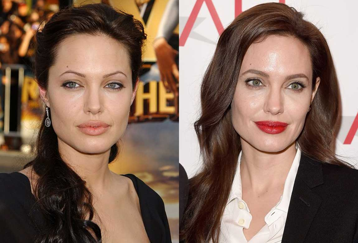 images Major Celebrity Eyebrow Transformations