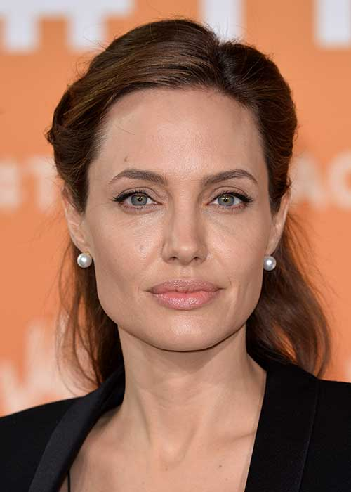 Angelina Jolie Stuns In Fragrance Campaign For Guerlain Beautycrew