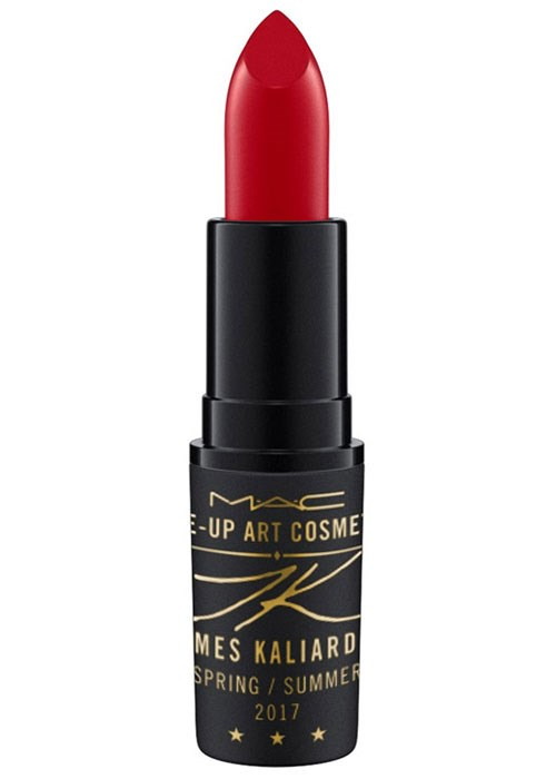 MAC James Kaliardos Lipstick in Bloodstone