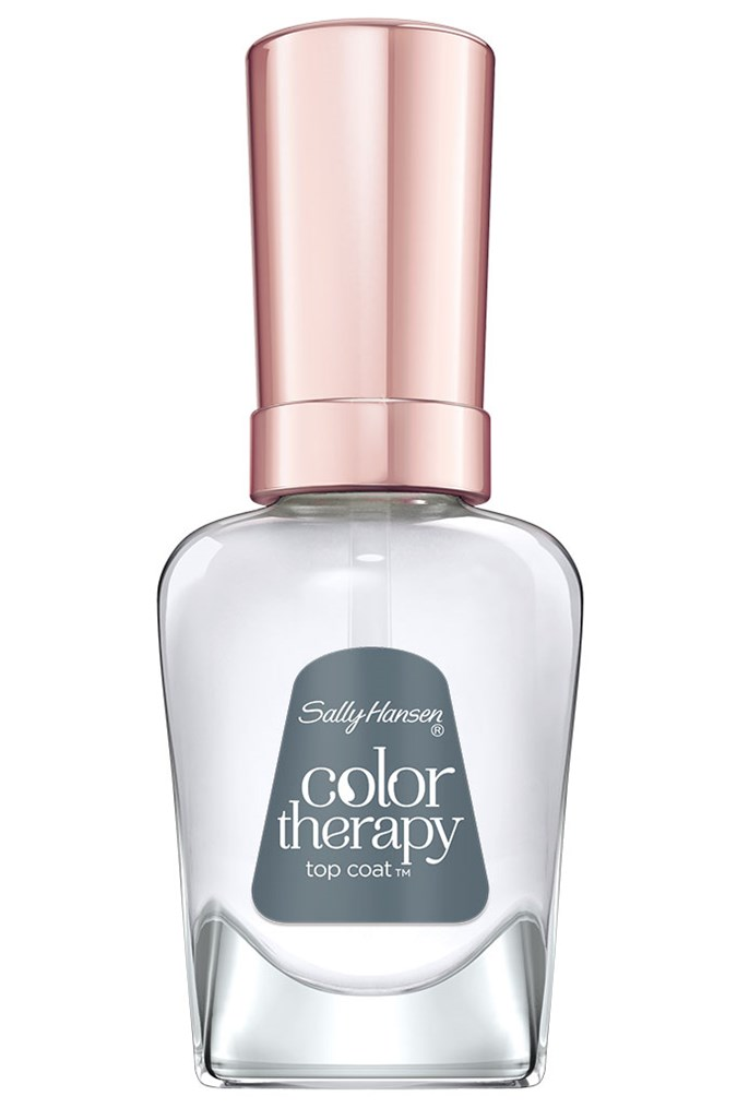 Why Sally Hansen Color Therapy Nail Polish Is Worth It