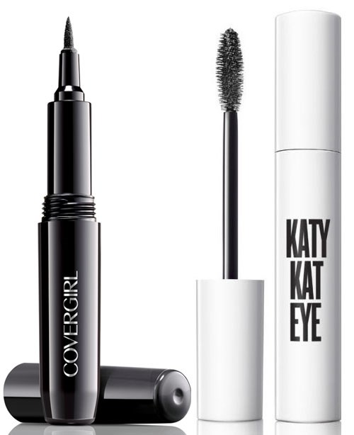 COVERGIRL Bombshell Intensity Liner by LashBlast and Katy Kat Mascara
