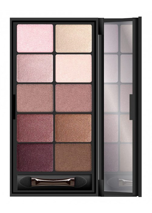Model's Prefer Eyeshadow Palette in Rose Nude