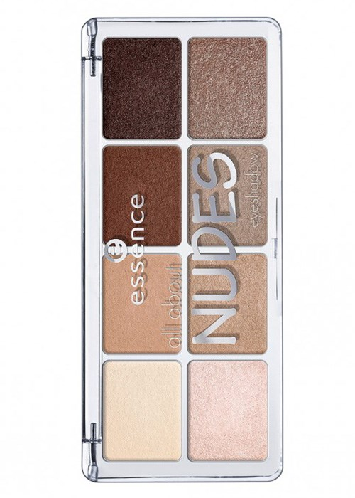 Essence All About…Eyeshadow in Nudes