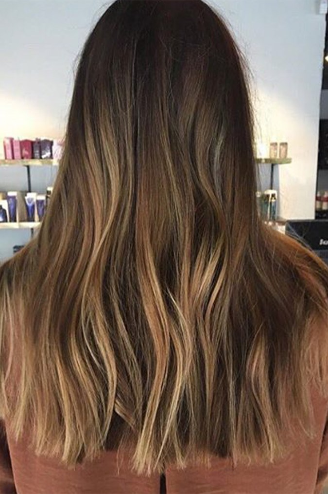 Gloss Smudging Is The Latest Hair Colouring Technique | BEAUTY/crew