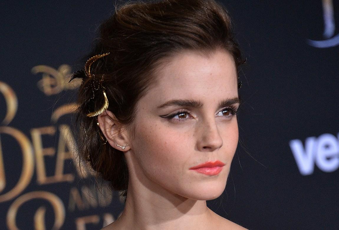 Emma Watson Hair Style: Emma Watson's Beauty & The Beast Inspired Hairstyles