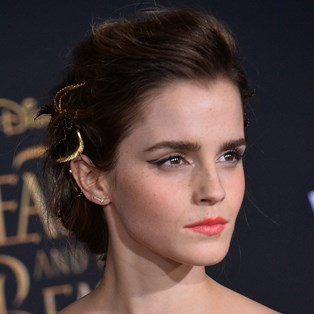 Emma Watson Beauty & The Beast Inspired Hairstyles