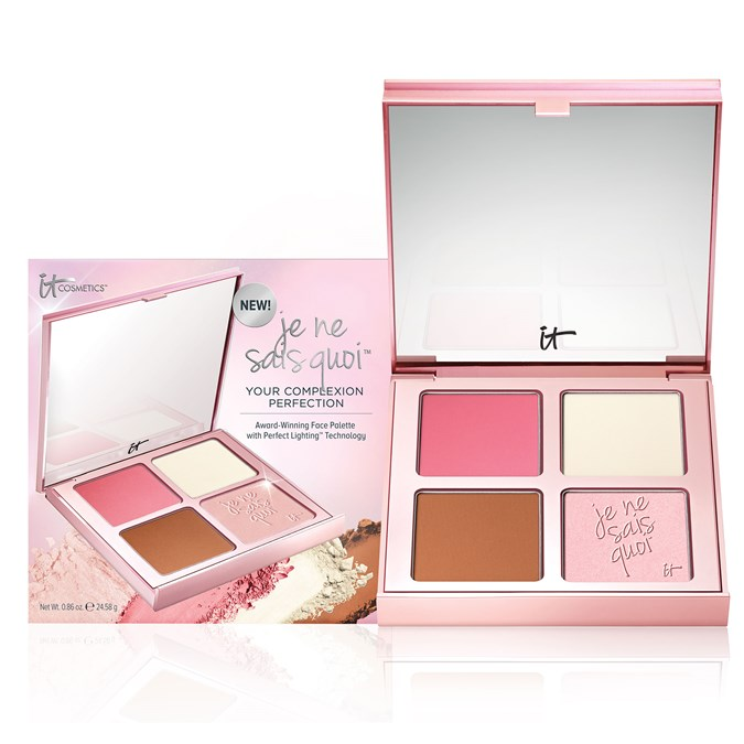 It Cosmetics Je Ne Sais Quoi Complexion Perfection Face Palette