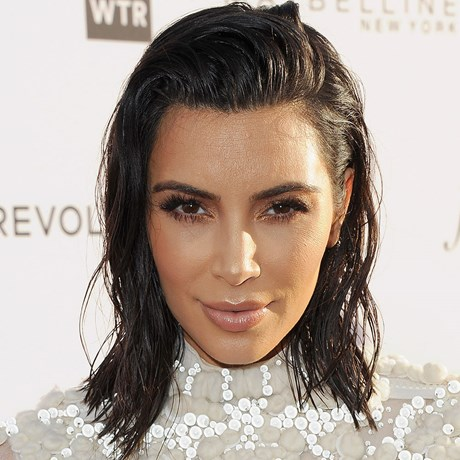 Kim Kardashian Wet Hair Bad Beauty Habits