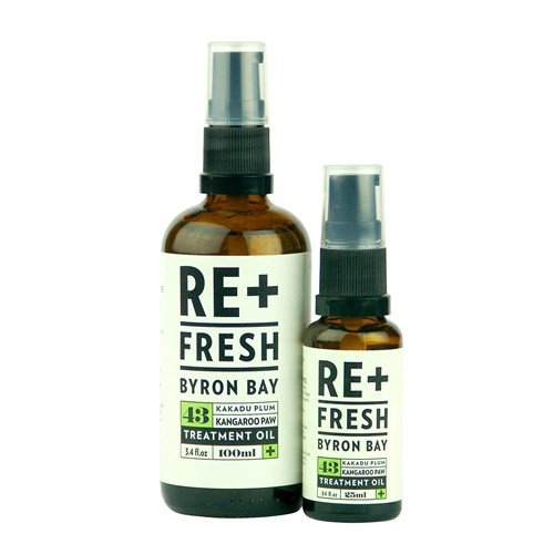 Re-Fresh Byron Bay Treatment Oil Kakadu Plum Kangaroo Paw