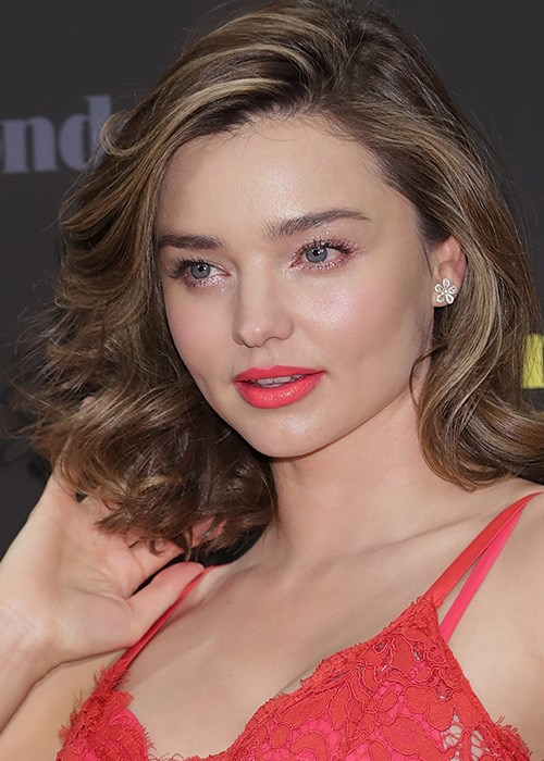 Miranda Kerr Post Summer Hair Tips