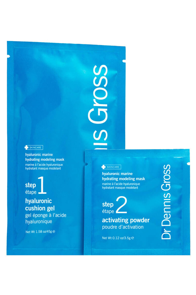 Dr Dennis Gross Hyaluronic Marine Hydrating 2-Step Mask