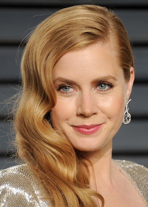 Amy Adams Red Brow Hair Colour