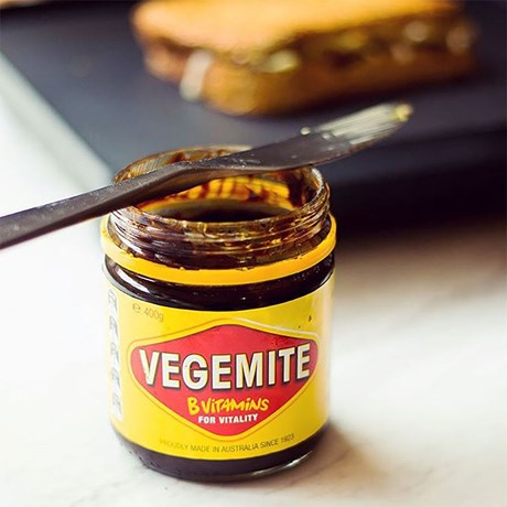 Vegemite the answer to pimples