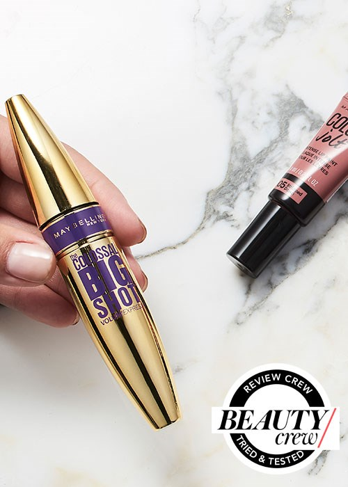 Maybelline Colossal Big shot mascara reviews