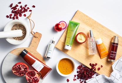 Superfood skin care